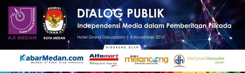 dialog publik pilkada